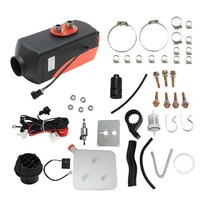 5KW 12 В мазута подогреватель Профессиональные Air парковка обогреватель низкий уровень выбросов Универсальный нагревательный прибор для авт
