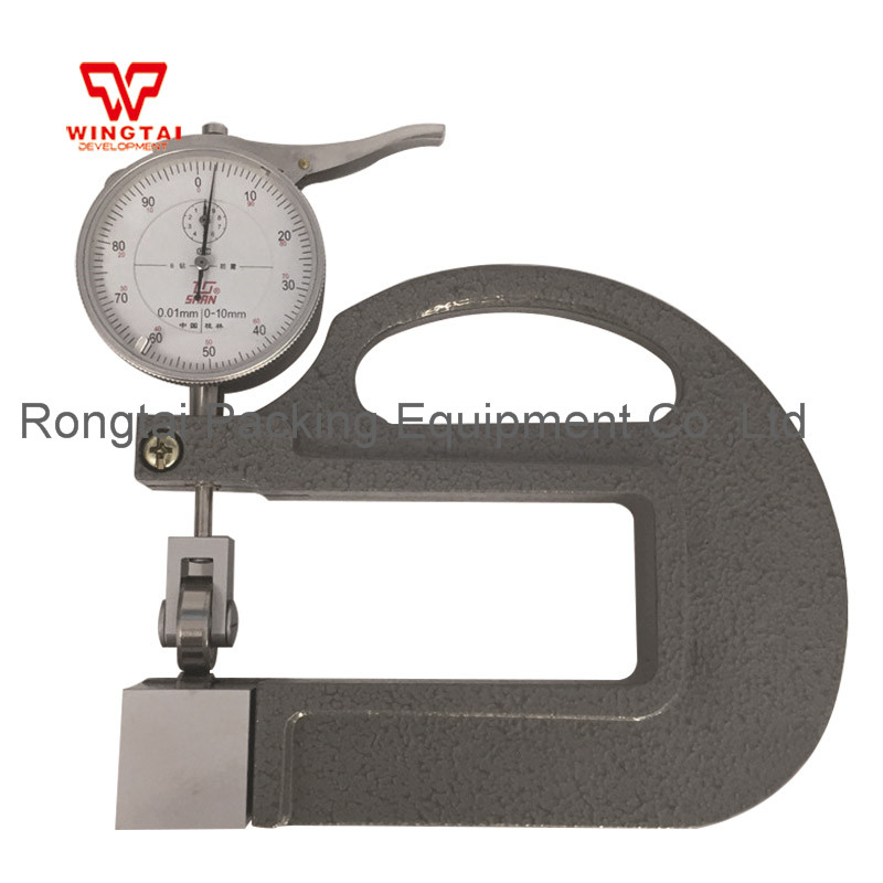 BC03C 0-10mm 0.01mm Mechanical Continuous Thickness Gauge