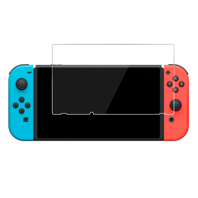 3 Pieces Tempered Glass for Nintendo Switch Screen Protector