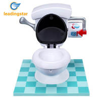 LeadingStar Kids Funny Random Water Spray Toilet Trouble Game for Party Washroom Tricky Children Gifts zk30