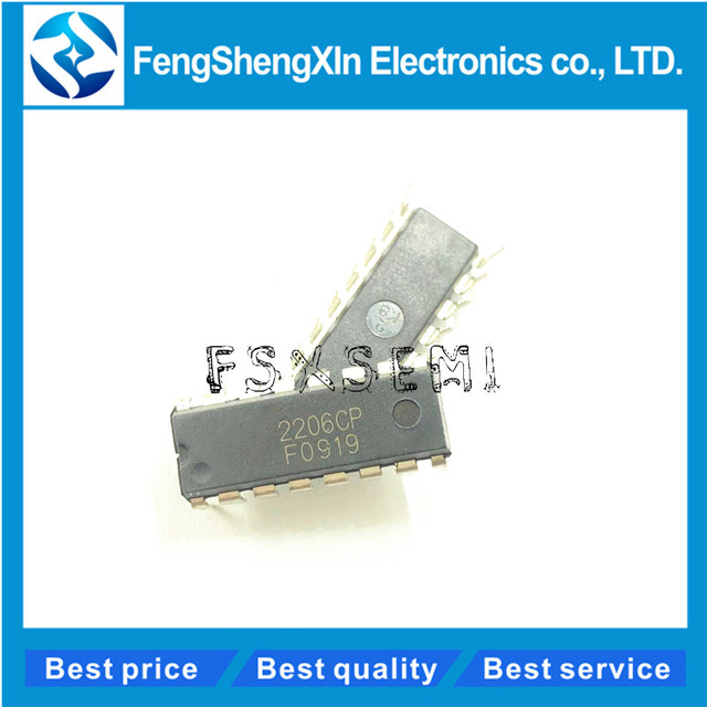 xr2206cp dip 16 xr2206 2206cp monolithic function generator ic inxr2206cp dip 16 xr2206 2206cp monolithic function generator ic