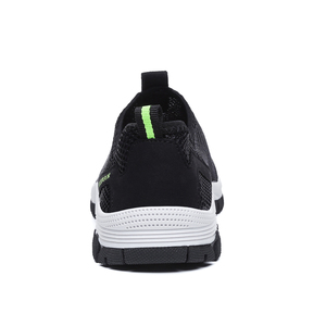 Image 3 - FEVRAL Brand Hot Sale Breathable Driving Shoes Fashion Sneakers Casual Fashion Shoes Mesh Soft Flats Lazy Non Slip Footwear Men