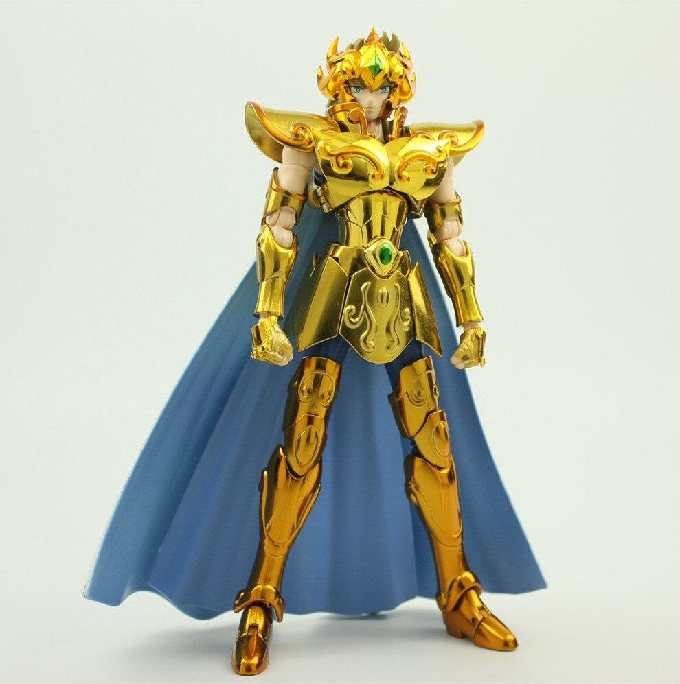 Lion Aiolia Myth Cloth Action Figurine ST MC Saint Seiya EX Leo