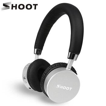 SPARARE Senza Fili Bluetooth Cuffie con Microfono Dinamico Stereo Senza Fili Cuffia Auricolare per il iphone Xiaomi Meizu Android Del Telefono di Musica