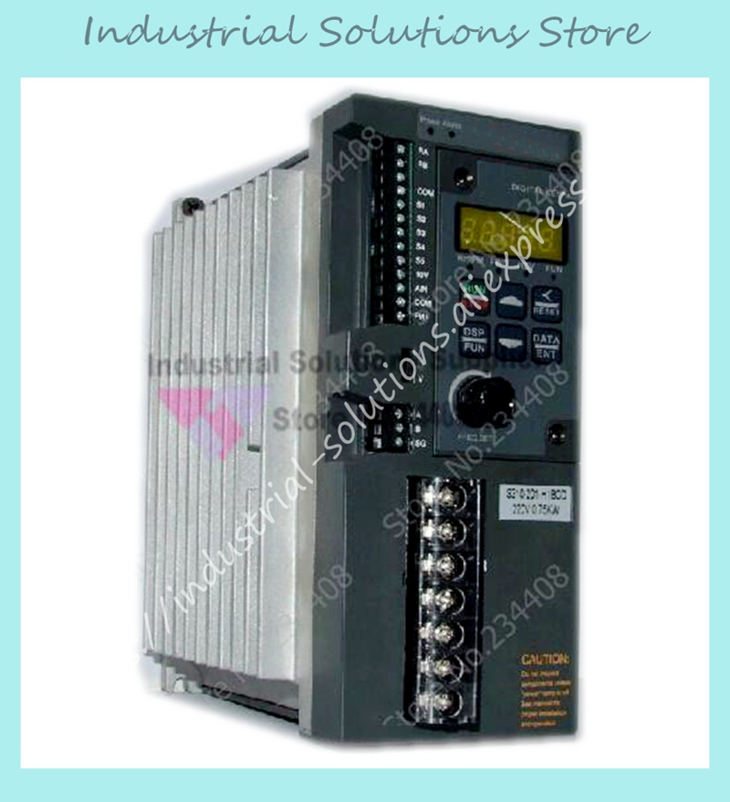 Frequency Converter 3-phase S310-2P5-H1D Single 220v 0.4kw310 Series Economic Type New Original new original sgdm 20ada 200v servopack single 3 phase