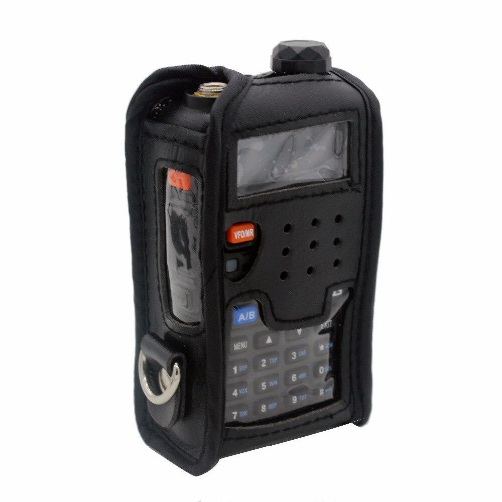 Radtel 6 AA Battery Case Shell for Baofeng Two Way Radio UV-5R UV-5RA UV-5RE Plus