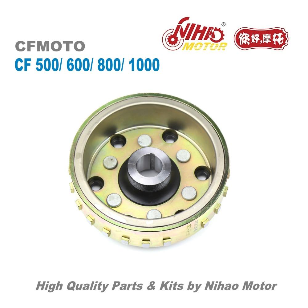 TZ-85 CF800 Magneto Rotor CFMoto Parts CF188 800cc CF MOTO ATV UTV Quad Engine Spare