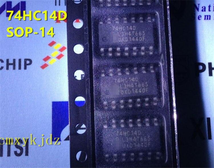 1 шт. /лот, 74HC14 74HC14D TC74HC14AF SN74HC14N SN74HCT14DR DIP-14/соп-14, новый оригинальный продукт новый оригинальный быстрая доставка