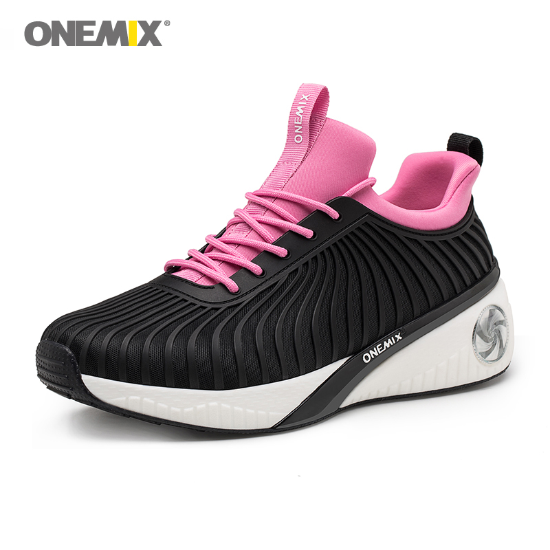 New onemix Retro Trend Women s Running Shoes for Female Brand Breathable Walking Outdoor Sport Sneakers