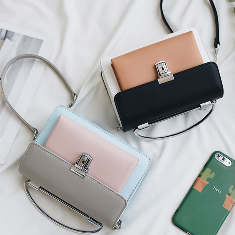 eb69c03117d6 Купить Высокое качество маленькие женские сумки мессенджеры кожаные сумки  на плечо женские сумки через плечо для девочек Брендовые женские сумки ...  Цена ...