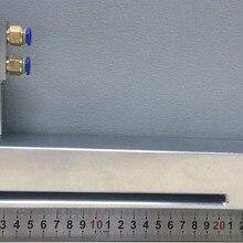 Зубчатая Dia1-10mm круглая дыропробивная машина дырокол для пластиковых пакетов