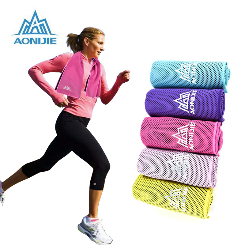 Yogarat Yoga Mats Towels Sport Gear And Accessories: AONIJIE Portable Swimming Quick Drying Running Travel Gym