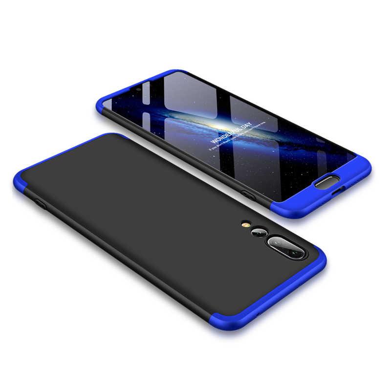 Huawei 社 P10 P9 P20 プロ Lite nova 3e 360 フルのための保護電話カバーケース 9 8 Lite v10 メイト 9 10 lite 9i nova 2i + ギフト