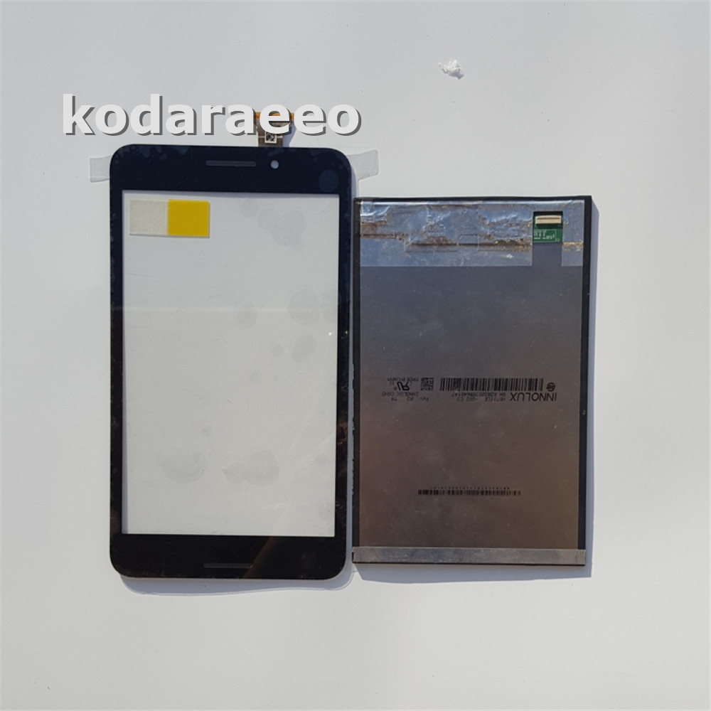 kodaraeeo For ASUS Fonepad 7 FE375 FE375CG FE375CXG ME375 K019 Touch Screen Digitizer Glass Panel +LCD Display Repair Part asus fe375 lcd display touch screen assembly with frame replacement parts for asus fonepad 7 fe375 fe375cg me375 lcd screen