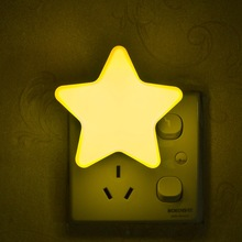 Litwod Z50 LED Light Induction Sensor Control Bedroom night Light baby Bed Lamp US / EU Plug Lamp