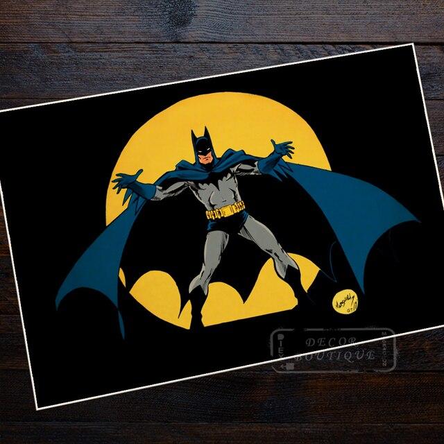 Blue shadow of Moon Hero Glu Batman The Dark Knight Collection ...