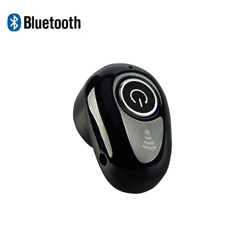 Mini Portable Handsfree Bluetooth 4.1 Wireless Earphone Sport Stereo Headset Ear Hook Headphone With Microphone For Smartphone  leegoal bluetooth headset stereo hand free mini auriculares earphone ear bud wireless headphone earbud handsfree for smartphone