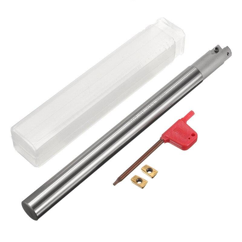 300R C16-16-200/ BAP300R 16-2T-C20-200L Turning Tool Holder 200mm Length With 2pcs APMT1135PDER Insert