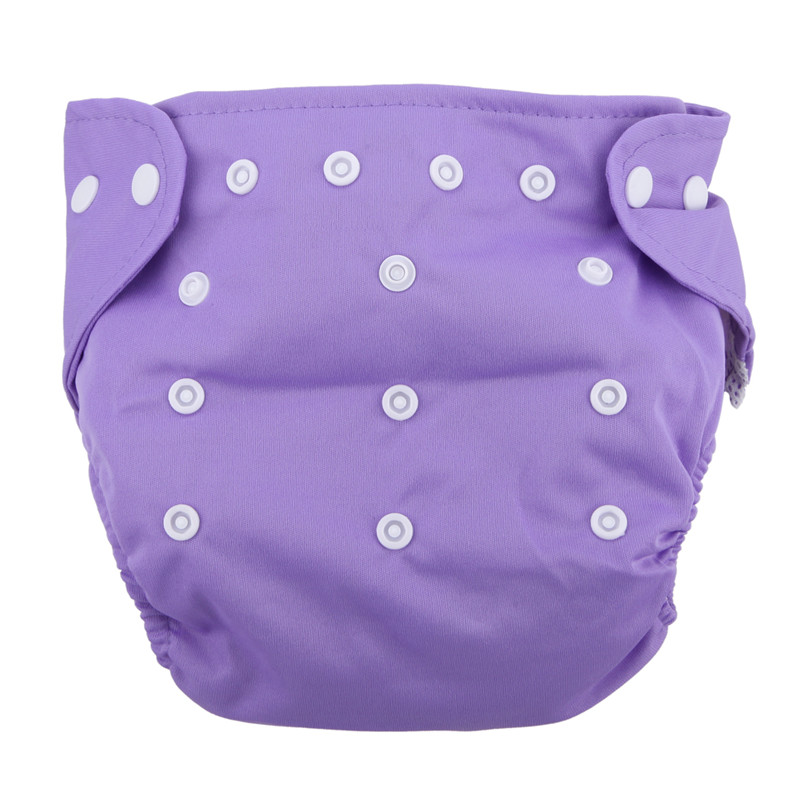 Waterproof Reusable Baby Diapers Children Cloth Diaper Washable Adjustable Nappies Training Pants Breathable Diaper Cover