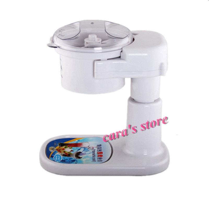 220V electric Ice shaver ice cube crusher edtid electric commercial cube ice crusher shaver machine for commercial shop ice crusher shaver