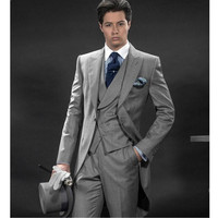 Новое поступление, мужские костюмы, облегающие, с двумя пуговицами, смокинги для жениха, мужские костюмы, дизайнерские блейзеры, мужские сва