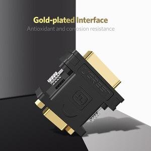 Image 5 - Ugreen VGA Adapter Điện DVI I 24 + 5 Nam Sang VGA Cho Cáp Kết Nối Bộ Chuyển Đổi Cho HDTV Máy Chiếu DVI to VGA