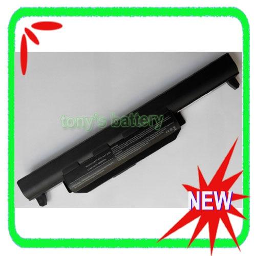 Laptop Battery For Asus A33-K55 K75 K75A A45V A45V K55V K55VD X45 X45C X55 X55A X55A X75A R400D R400N R500A R500DR R700 рюкзак high sierra sport x45 003 x45 01003