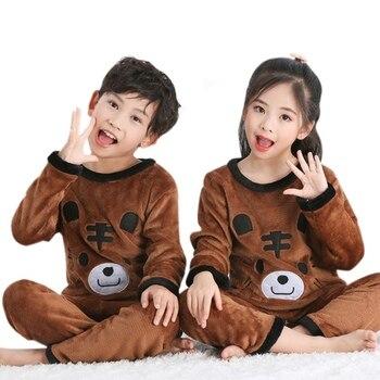 fff6b6a35 Venta caliente de moda niños batas de baño Albornoz de los niños bebé trajes  de franela ropa de casa para las niñas de la ropa de dormir de bebé niña  ropa
