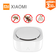 Neue XIAOMI MIJIA Moskito Repeller Grundlegende version WX07ZM indoor anti Moskito fliegen mörder insektenschutzmittel Garten pest ablehnen werkzeug(China)
