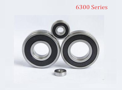 Gcr15 6311 2RS High Precision Thin Deep Groove Ball Bearings ABEC-1,P0  55*120*29mm Open 6311