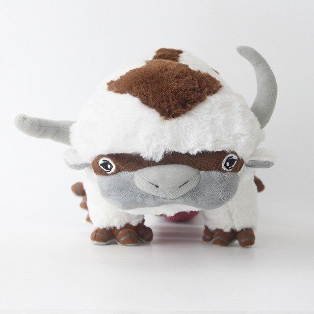Avatar The Last Airbender Flying Cow Bull Apa Appa Plush Doll Doll