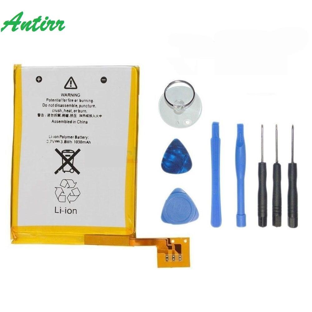 Antirr Marke Neue Interne Ersatz Batterie Für iPod Touch 5th Generation 5 5g + Werkzeug #30