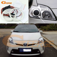 For Toyota Prius 2010 2011 2012 2013 Excellent Led Angel Eyes Ultrabright Illumination Smd Led Angel