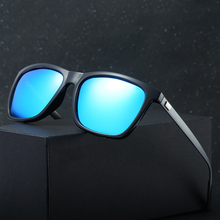 Polarized sunglasses for men and women Fashion glasses Aluminum and magnesium mirror legs Unisex Fsk-A387