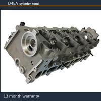 D4ea головки цилиндров для Hyundai Trajet/Santa Fe/Тусон. sonata 1991cc 2.0 CRDi SOHC 16 В/KIA Carens 2/Cerato 1991cc 2.0 CRDi 2.0tci.