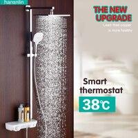 Насадка для душа Showerhead chuveiro сделать banheiro pomme de douchekop vduchas vaporizador цифровой контроллер smart набор для душа
