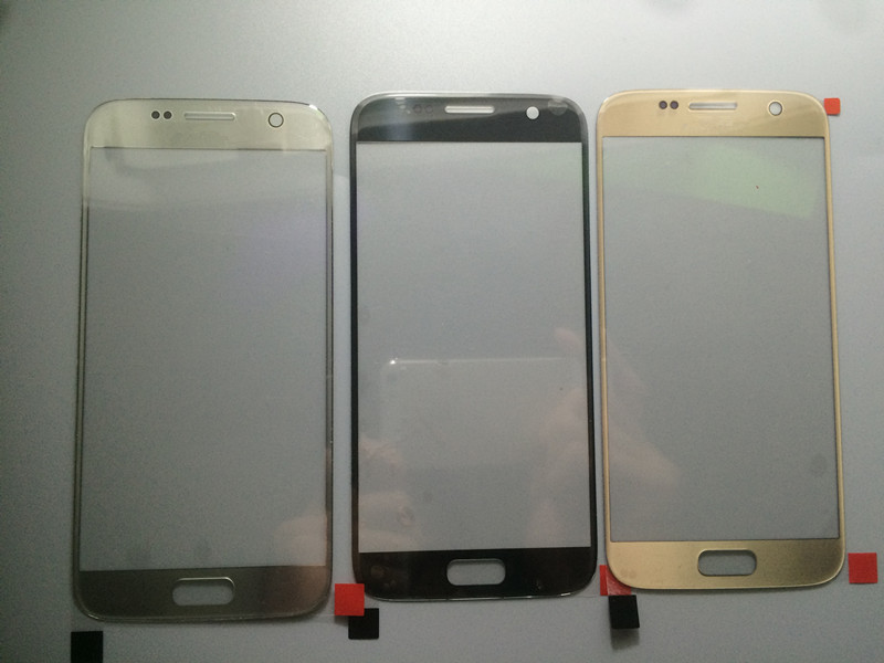 10pcs lot Original Replacement LCD Front Touch Screen Glass Outer Lens For Samsung Galaxy s6 G920