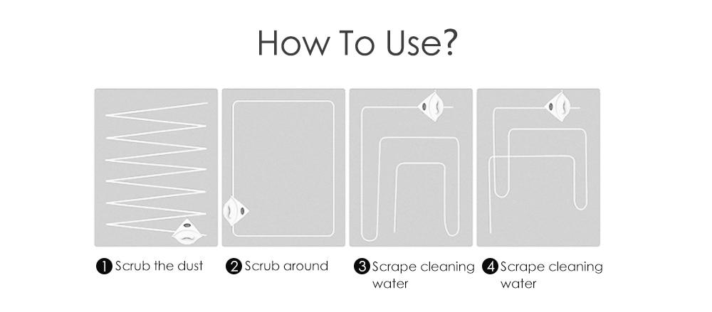 SDARISB နှစ်ဖက်ဘေးမှန်ဖန်တပ်ဆင်ခြင်း Brush Magnetic Window Cleaning Magnets အိမ်သုံးသန့်ရှင်းရေးကိရိယာ Wiper အသုံးဝင်သော Surface Brushs
