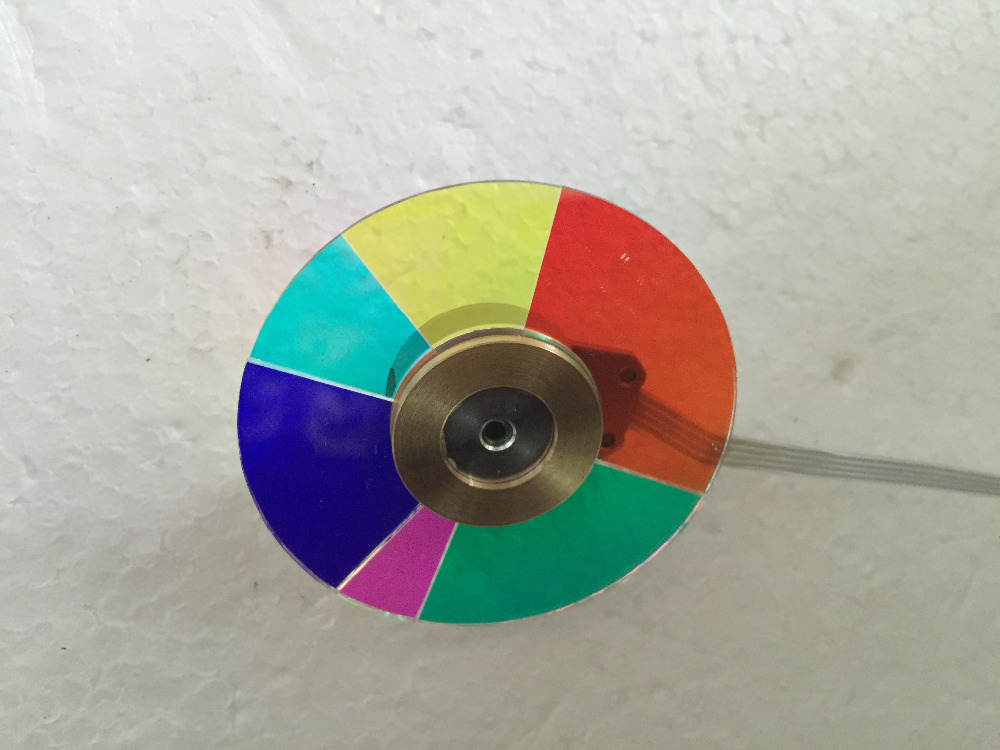 Free shipping ! Wholesale Projector Color Wheel for ACER  H7530D  with Three Months Warranty