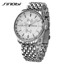 Sinobi homens relógio de quartzo-relógio de luxo dos homens do relógio à prova d' água relógio de homens relógios de pulso de moda reloj hombre relogio masculino f99
