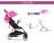 Moda Carrinhos E Carrinhos de bebé, carrinho de Bebê Dobrável Carrinho De Criança Carrinho de Bebê Guarda-chuva Carrinho de Peso Leve, Portátil de Viagem Do Bebê Carrinho De Bebê Carrinho de Bebé