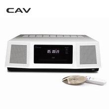 CAV IH-30 Altavoz Bluetooth CD MP3 Reproductor de Radio USB Dock Negro Blanco 2.0 Canales de Uso Doméstico Clásica Combinación de Altavoces Bluetooth