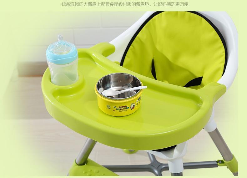 Stoel Voor Kind : Kinderstoel kinderstoel draagbare voeden stoel draagbare vouwen