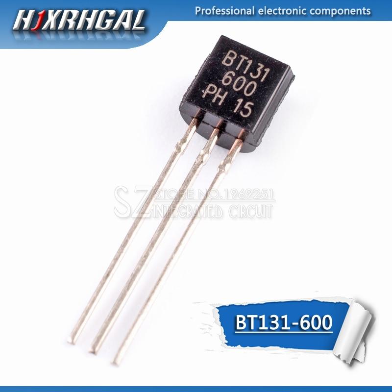 50PCS BT131-600 TO-92 BT131 TO92 161-600 New Voltage Regulator IC