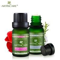 ARTISCARE Rose Maroc Essential oil + Rosemary Essential Oil Whitening Moisturizing Anti Spot Shrink Pores Lift Skin Massage Oil