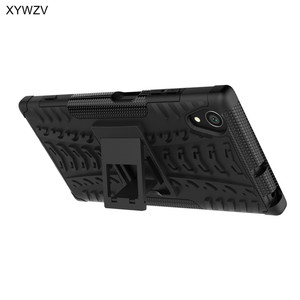 Image 3 - Na telefony komórkowe dla Coque Sony Xperia XA1 Plus obudowa odporna na wstrząsy silikonowe etui na telefony dla Sony Xperia XA1 Plus skrzynki pokrywa dla Xperia XA 1 Plus Shell