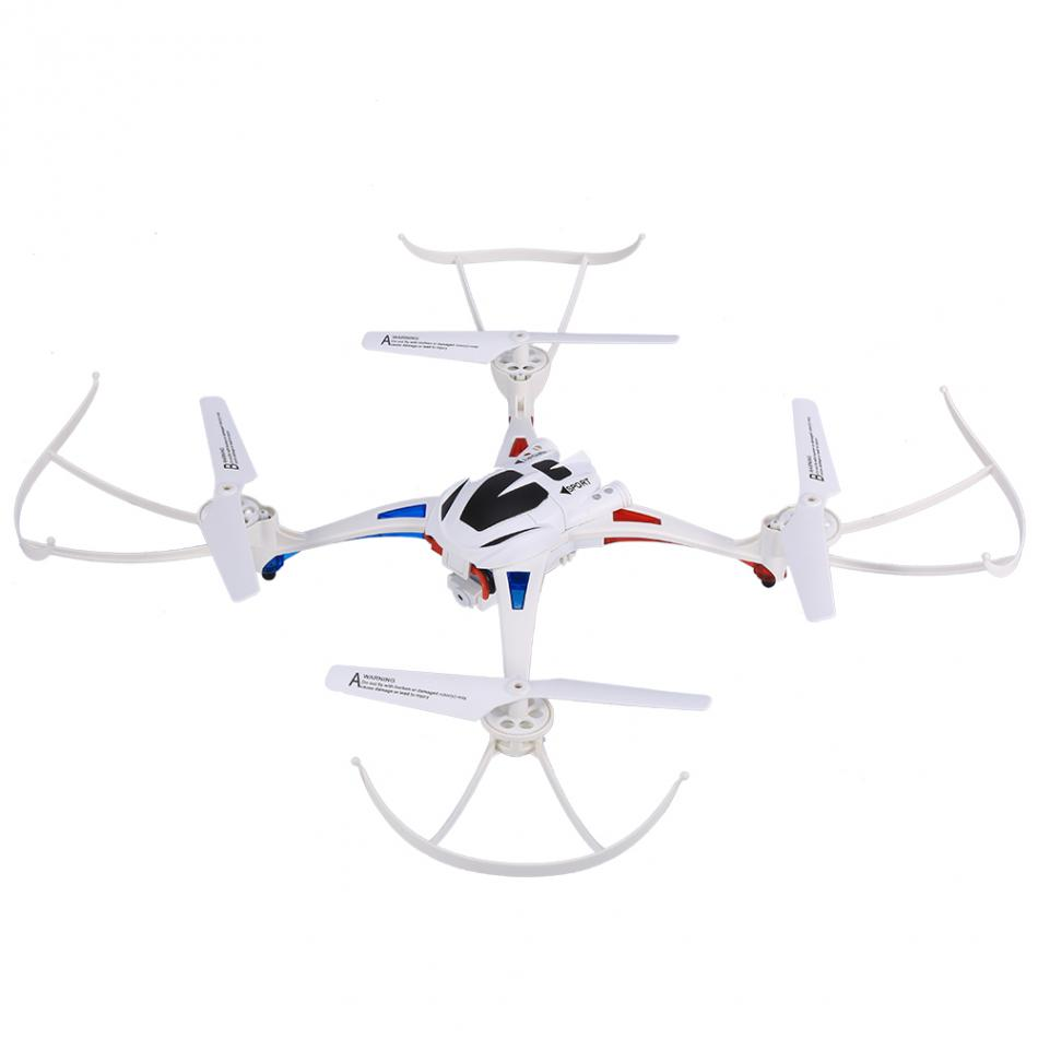 2 4GHz Remote Control Drone One Key Return RC Quadcopter Wifi FPV with 0 3MP Camera