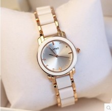 Luxury Brand KIMIO Women Watches Gift Reloj oro Rosa Mujer Montre Etanche Ladies Bracelet Quartz Watches Relogio Feminino Femme