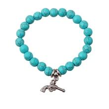 Love Turquoise Charm Bohemian Vintage Bracelet