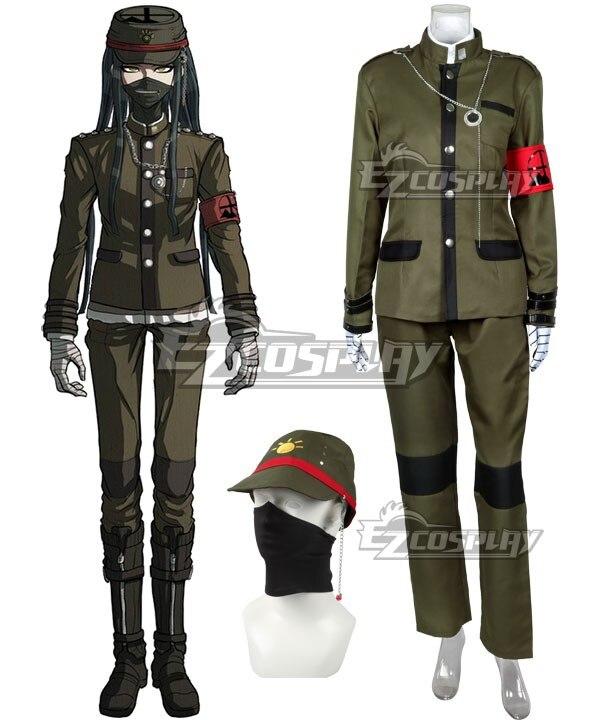 Danganronpa V3: Killing Harmony Korekiyo Shinguji Cosplay Costume E001 cgcos free ship cosplay costume danganronpa v3 killing harmony korekiyo shinguji uniform new stock halloween christmas uniform